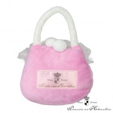 Bolso Dog Princess, Peluche, 16 cm