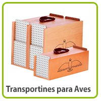 Transportines para aves