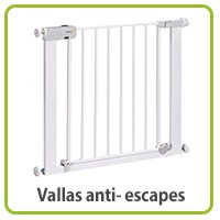 Vallas anti escapes para perros